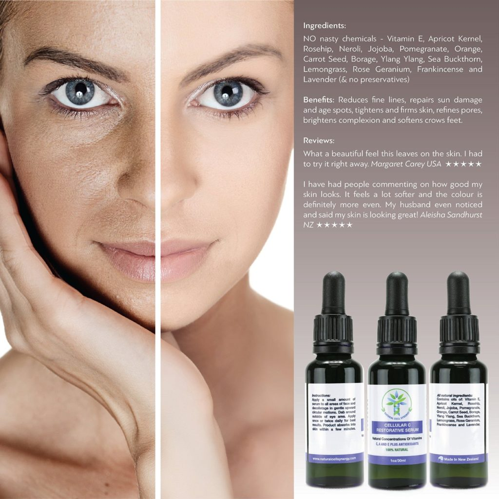 Cellular C Restorative Serum